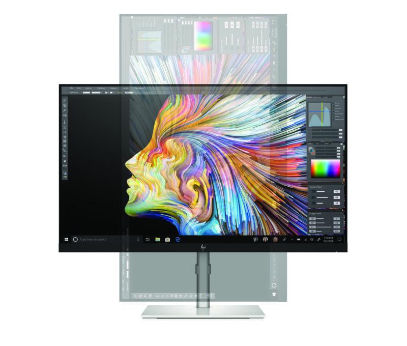 HP U28 4K HDR Monitor 1