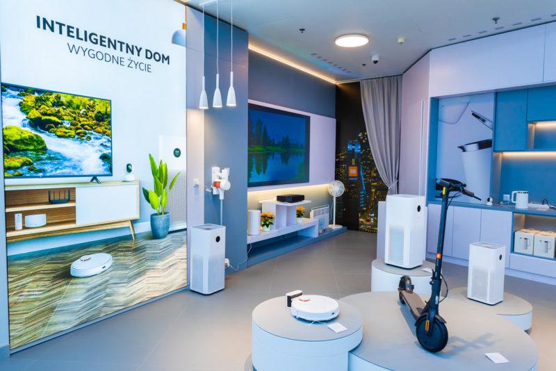 Mi Store Arkadia strefa smart home