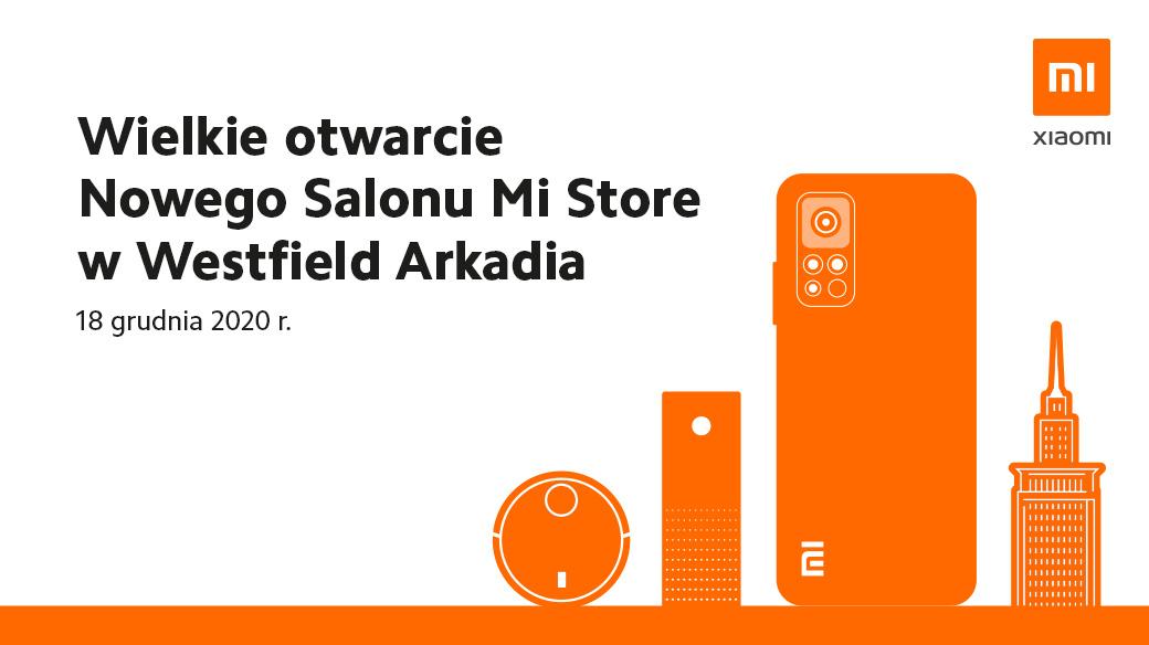 Mi Store Arkadia