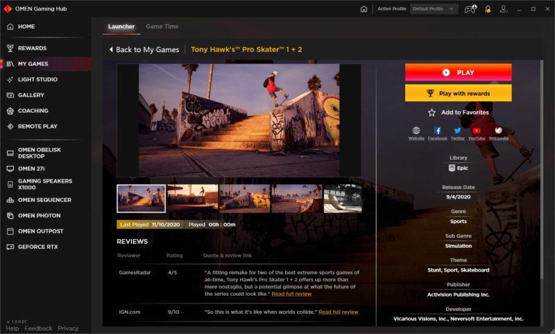 Wyższy wymiar gamingu według HP – poznaj nową platformę OMEN Gaming Hub i studio OMEN Presents