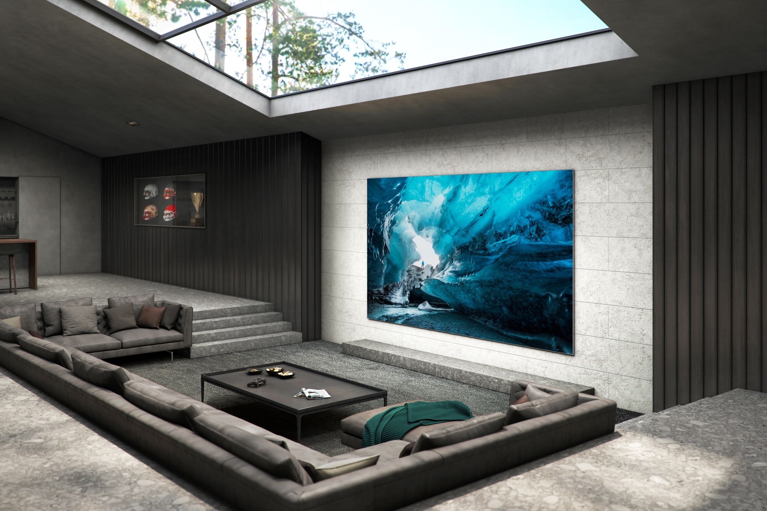 Telewizor Samsung MicroLED debiutuje na rynku