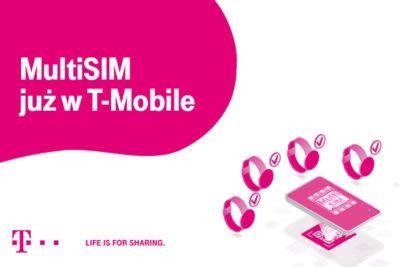 T-Mobile oferuje użytkownikom biznesowym i indywidualnym usługę MultiSIM