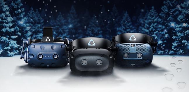 Świąteczna oferta HTC VIVE
