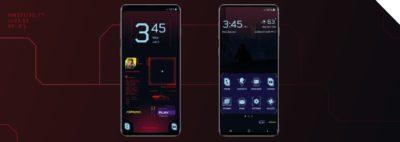 Play wspólnie z CD PROJEKT RED przygotował darmowy motyw na smartfony dla fanów gry Cyberpunk 2077