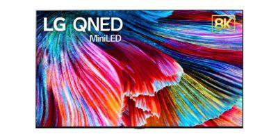 CES 2021: LG zaprezentuje pierwszy telewizor QNED Mini LED
