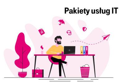 Prowadzenie firmy może być prostsze – pakiety usług IT dla biznesu w T-Mobile