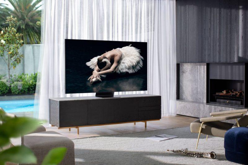 Q-Symphony już we wszystkich telewizorach QLED 2020