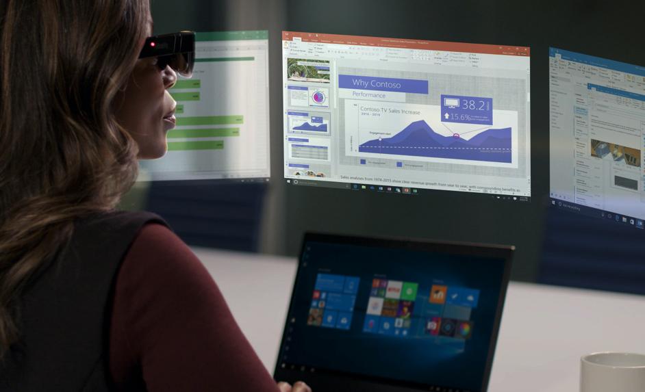 Lenovo prezentuje ThinkReality A3 — najbardziej wszechstronne okulary inteligentne dla firm
