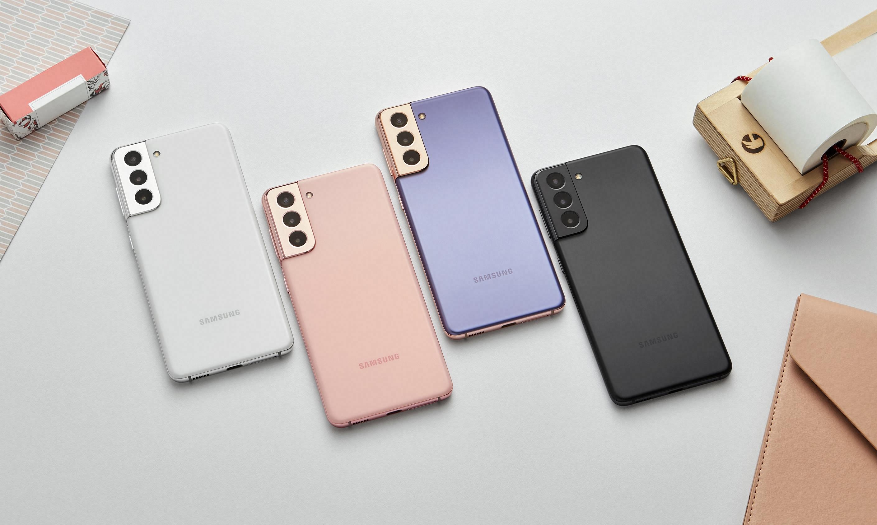 Niech każdy dzień będzie wyjątkowy z Samsung Galaxy S21 5G oraz Galaxy S21+ 5G