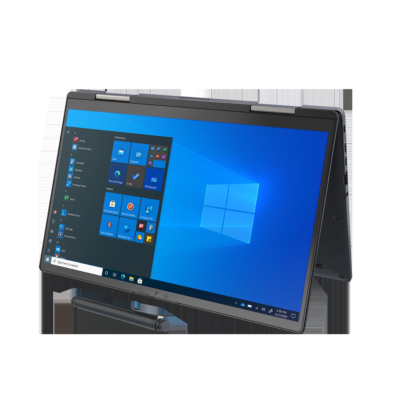 DYNABOOK aktualizuje serię, by dodać procesory intel® core™ jedenastej generacji do najważniejszych urządzeń