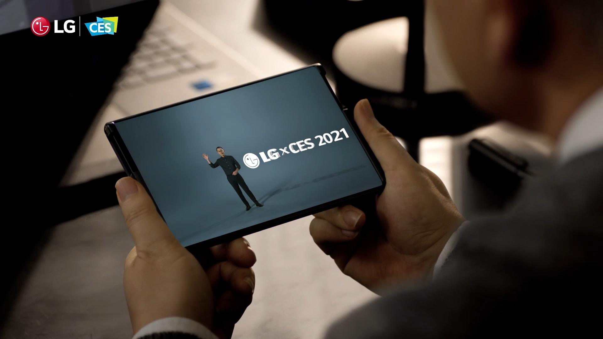 Na targach CES 2021 firma LG przedstawia wizję przyszłości, która staje się lepsza dzięki jej zaawansowanym rozwiązaniom
