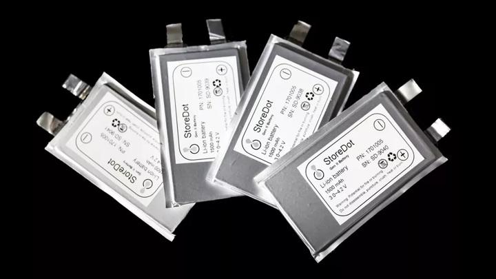 Startup StoreDot stworzył akumulator do samochodów elektrycznych z możliwością ładowania w 5 minut