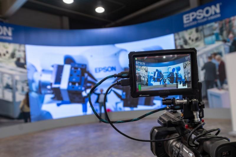 Epson otwiera nowe wirtualne Centrum Rozwiązań Branżowych dla europejskich klientów i partnerów