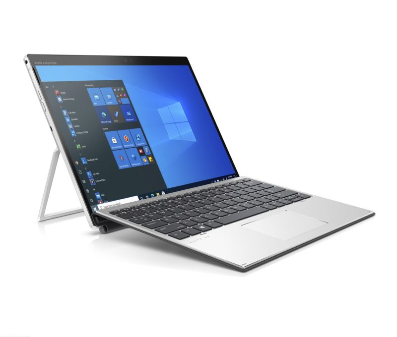 HP Elite x2 G8 Front Right
