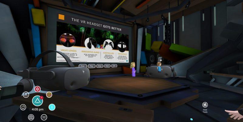 HP VR Consumer 4
