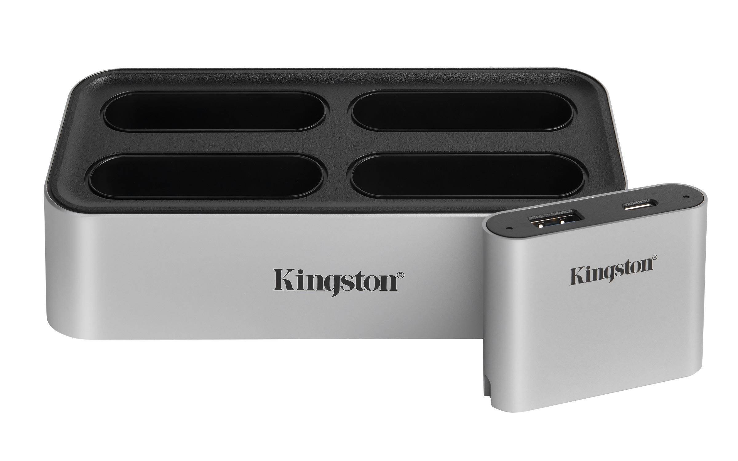 CES 2021: Kingston Digital — nowe produkty z serii Workflow