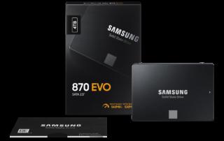 Samsung 870 EVO – najnowsza odsłona dyskowego bestsellera