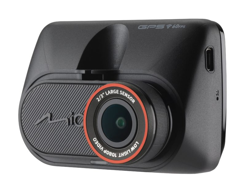 MiVue EU866 camera angle L45