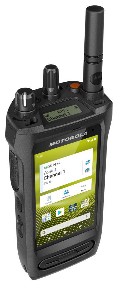 Motorola Solutions MOTOTRBO Ion dynamic