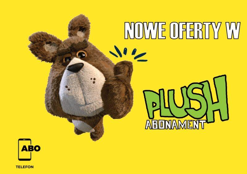 Nowe oferty abonamentowe od Plusha