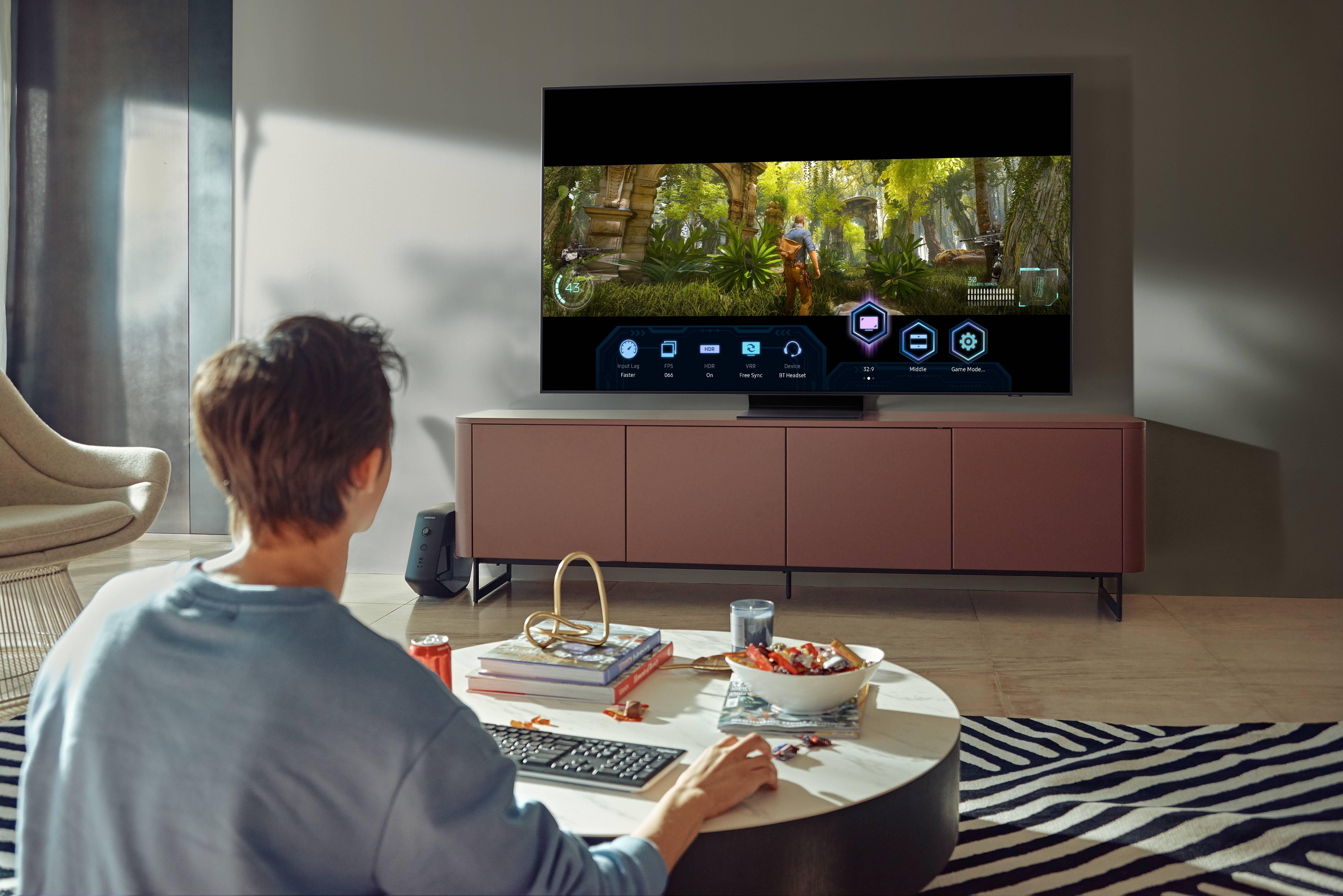 Telewizory Samsung Neo QLED i QLED: co nowego dla graczy w 2021 roku?