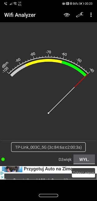 Screenshot 20201013 202314 com.farproc.wifi.analyzer