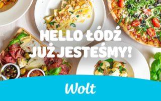 Wolt ruszył z dowozami jedzenia w Łodzi – 3 powody dla których warto zamawiać z nowej aplikacji