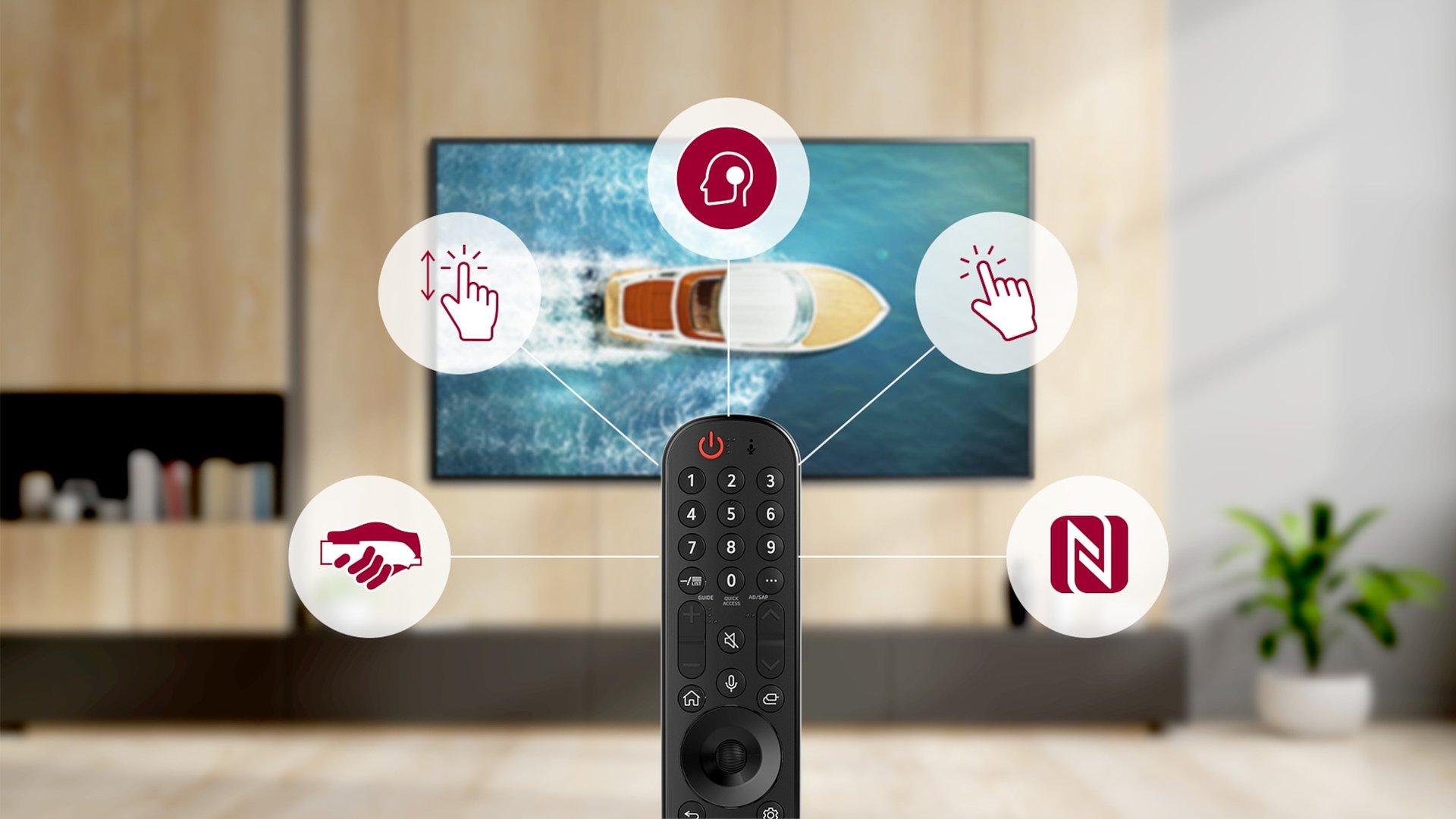 Firma LG Electronics ogłosiła wprowadzenie systemu operacyjnego webOS 6.0 dla swoich telewizorów OLED, QNED Mini LED, NanoCell oraz UHD Smart TV z oferty na rok 2021. Najnowsza wersja cenionego systemu operacyjnego Smart TV w połączeniu z nowym pilotem Magic pozwala widzom przyjemniej i w sposób bardziej intuicyjny odkrywać interesujące ich treści.