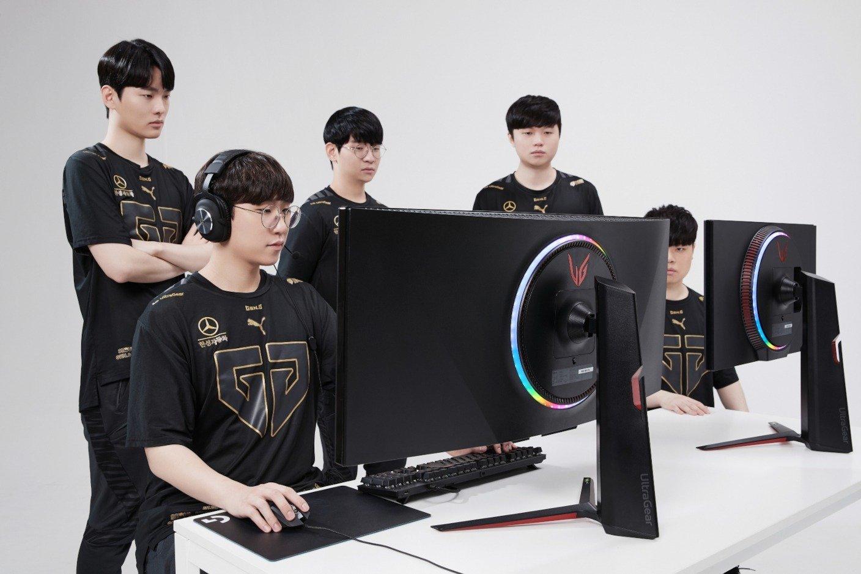 LG UltraGear wzmacnia swoją pozycję w esporcie dzięki współpracy z Gen.G