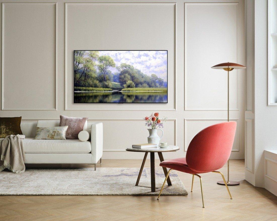 LG wzmacnia pozycję w branży dzięki najlepszej technologii TV