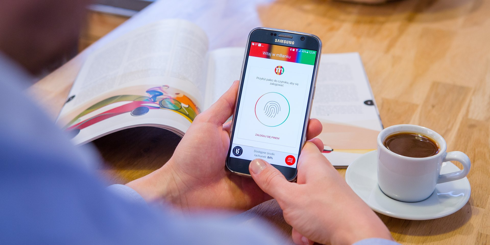 Noworoczna nowinka w aplikacji mobilnej mBanku