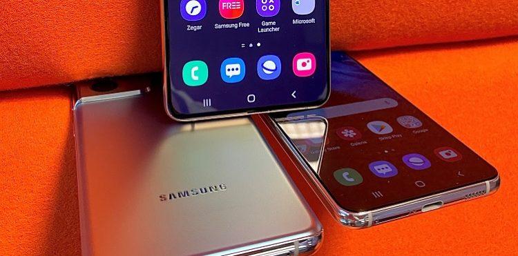 Samsung Galaxy S21 5G już do kupienia w Orange