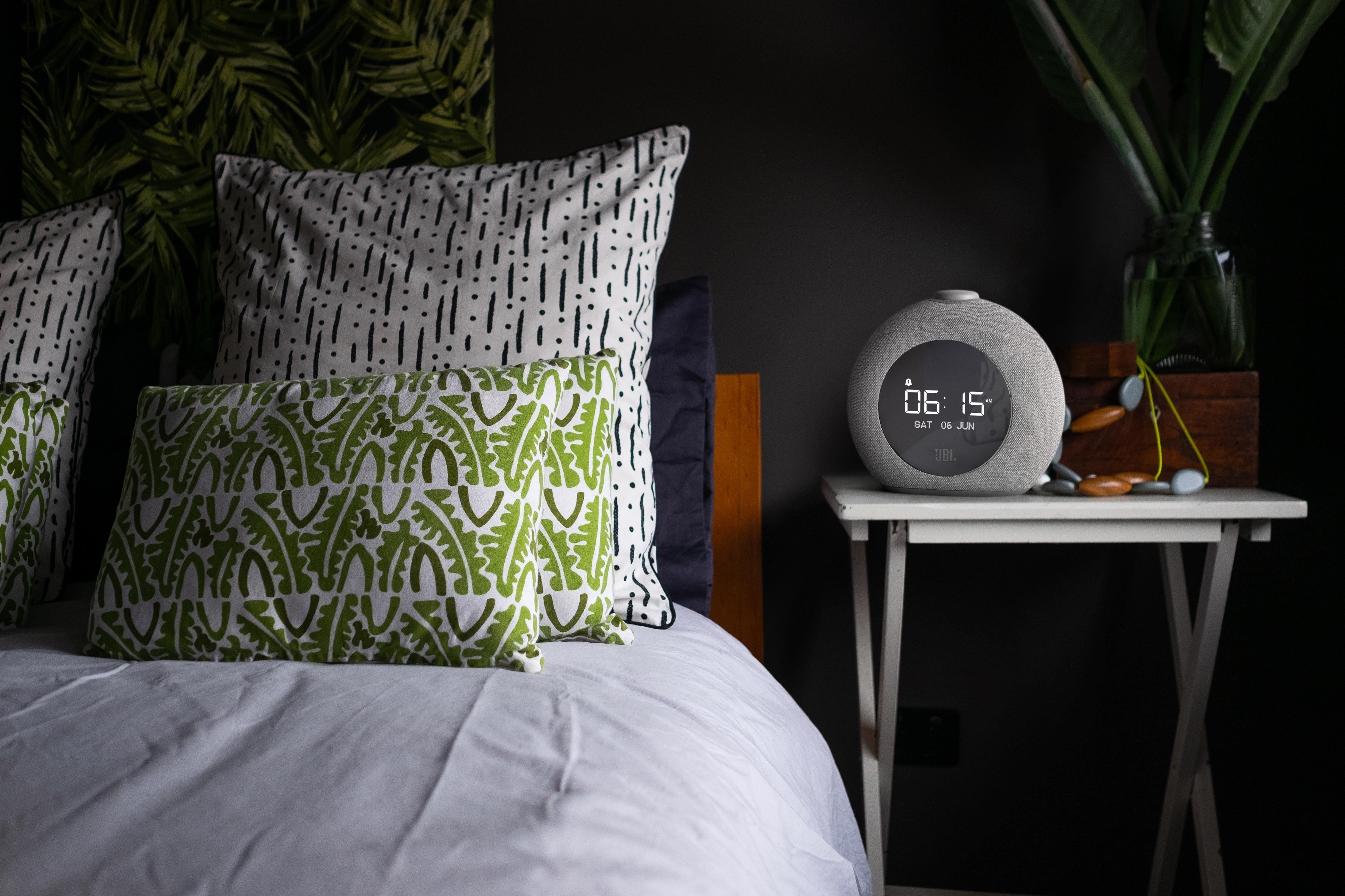 JBL Horizon 2 – głośnik z Bluetooth, zegarem i radiem DAB/FM