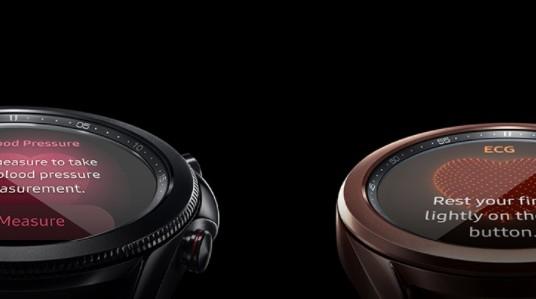 Samsung oferuje możliwość wykonywania pomiaru ciśnienia krwi i EKG przy użyciu Galaxy Watch3 i Galaxy Watch Active2 w kolejnych 32 krajach