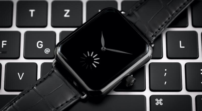 Firma H. Moser & Cie zaprezentowała luksusową kopię zegarka Apple Watch za 30.800 dolarów