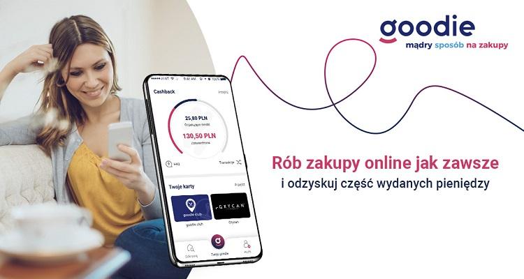 Użytkownicy goodie cashback oszczędzili już ponad 12 mln zł