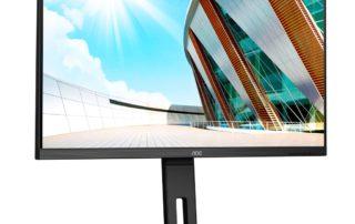 Wysokie rozdzielczości w nowych monitorach z linii AOC P2