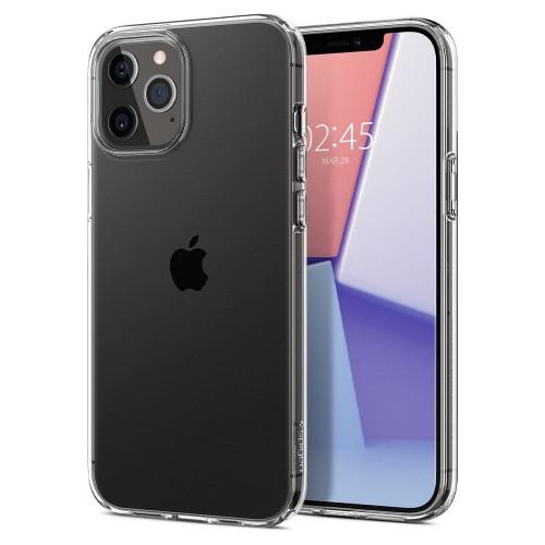 Etui Spigen Liquid Crystal do iPhone 1212 Pro Crystal Clear