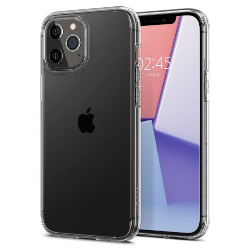 Etui Spigen Ultra Hybrid do iPhone 1212 Pro Crystal Clear specyfikacja