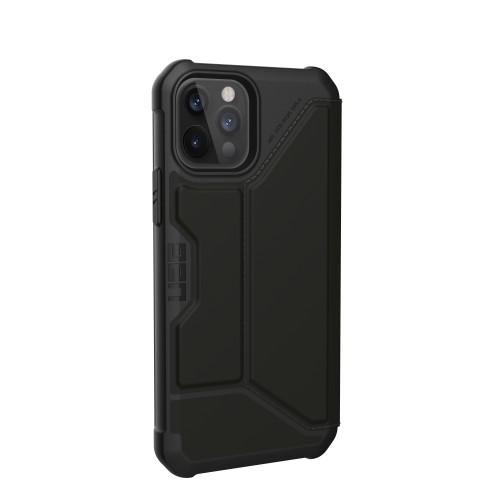 Etui Urban Armor Gear Metropolis do iPhone 1212 Pro czarne