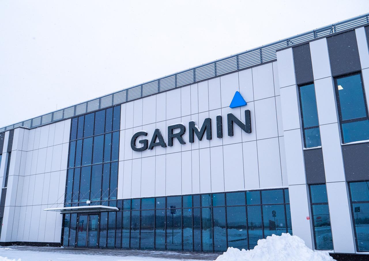Garmin otwiera fabrykę pod Wrocławiem
