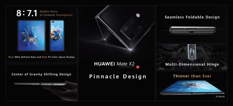Mate X2 prezentacja smartfona (1)