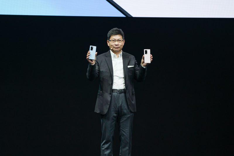 Huawei prezentuje Mate X2 – składany do wewnątrz smartfon z dwoma ekranami