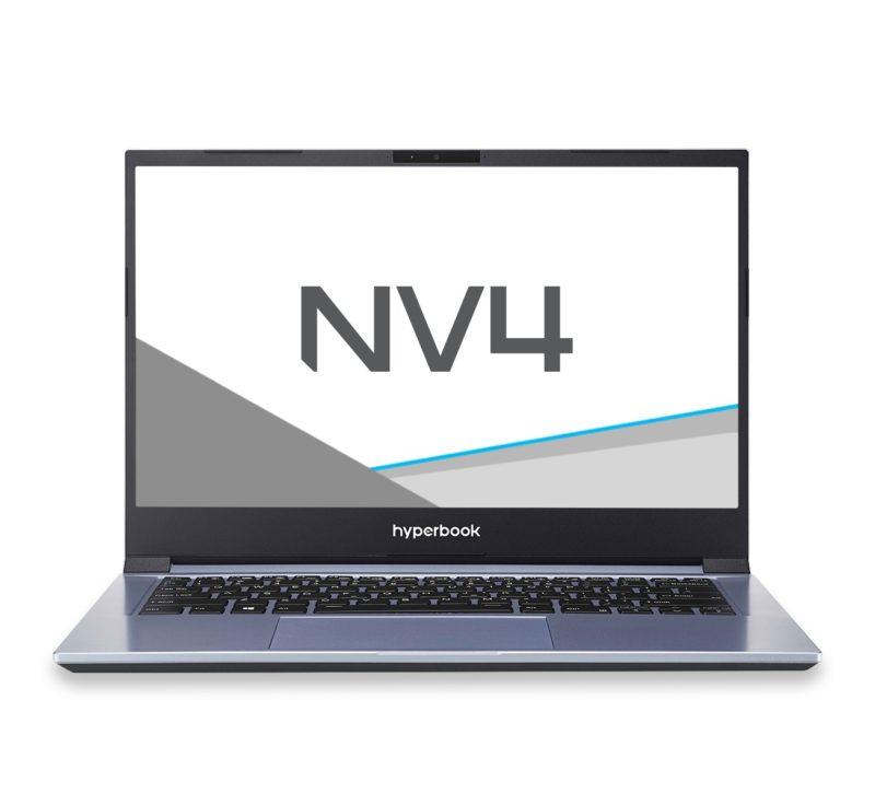 Hyperbook prezentuje laptopa NV14 z GTX 1650Ti i certyfikatem Pantone