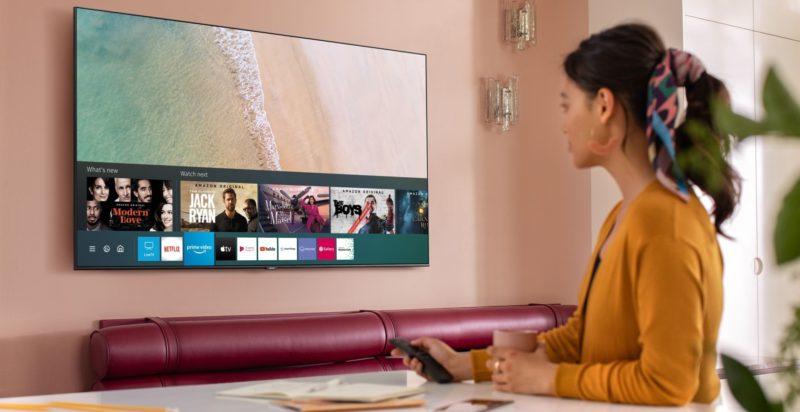 Q60T Smart TV