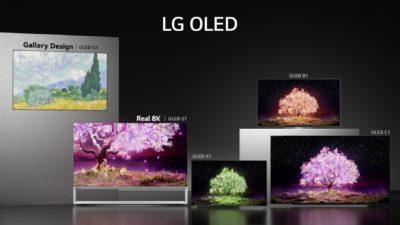 Telewizory LG z oferty na 2021 rok już w sprzedaży – Na czele z niezrównanymi modelami LG OLED