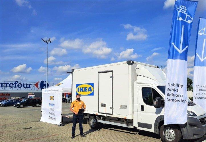 Carrefour i IKEA ułatwiają klientom odbiór zakupów
