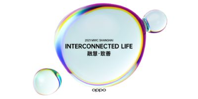 OPPO na Mobile World Congress Shanghai 2021 - przełomowe technologie i partnerstwa