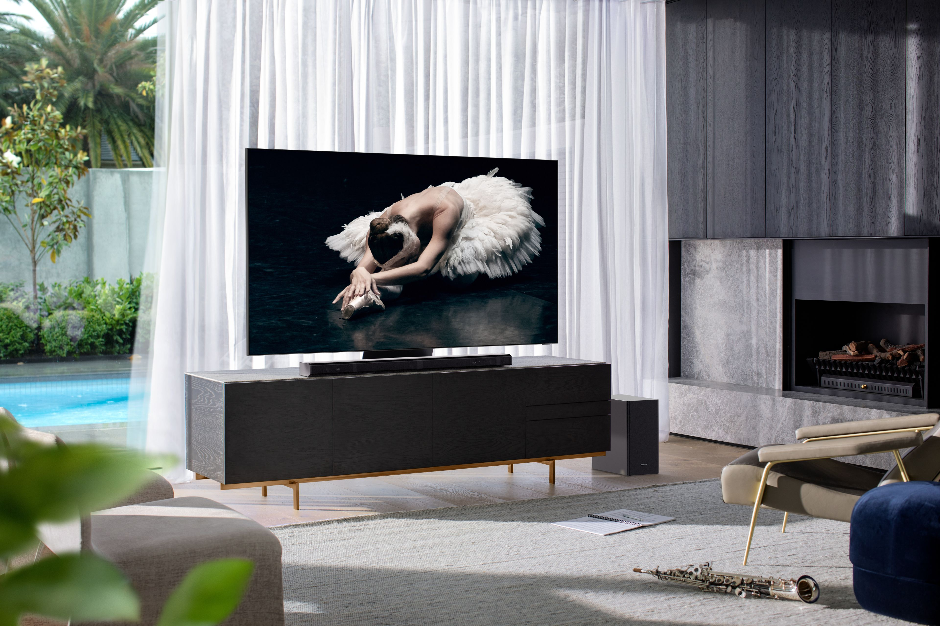 Wybierz telewizor QLED 8K i soundbar Q800T w super ofercie