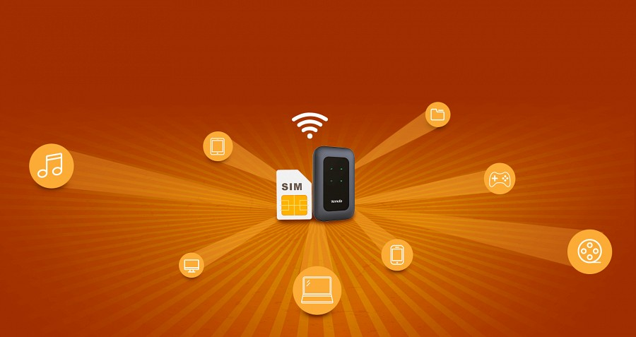 Nowości 4G LTE od Tenda